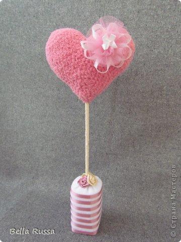 Здравствуйте! Скоро день Св.Валентина. Я очень люблю этот праздник. Он очень вдохновляет на творчество. И вот они результаты вдохновения.... фото 5