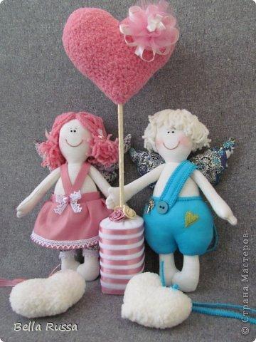Здравствуйте! Скоро день Св.Валентина. Я очень люблю этот праздник. Он очень вдохновляет на творчество. И вот они результаты вдохновения.... фото 16