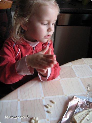Моя вторая проба, лепки из солёного теста. фото 13