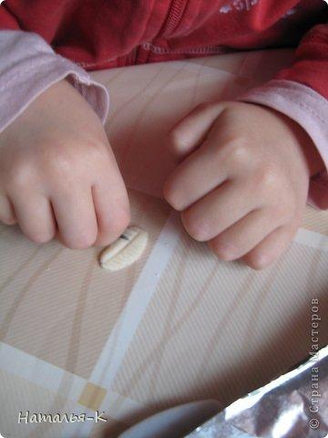 Моя вторая проба, лепки из солёного теста. фото 14