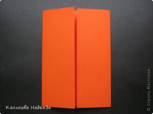 Мастер-класс Открытка Валентинов день Оригами Письмецо в конверте погоди не рви Бумага фото 4