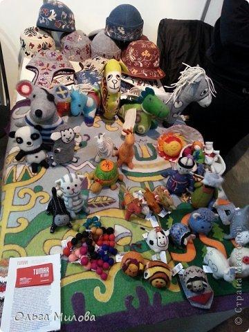 Здравствуйте, дорогие мои девочки и мальчики! Сегодня я расскажу вам о своей поездке на фестиваль WoolАrtFest, который проходил в центре дизайна Artpley.  фото 46