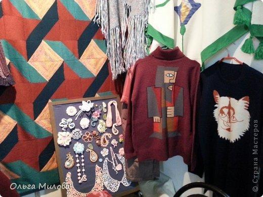 Здравствуйте, дорогие мои девочки и мальчики! Сегодня я расскажу вам о своей поездке на фестиваль WoolАrtFest, который проходил в центре дизайна Artpley.  фото 25
