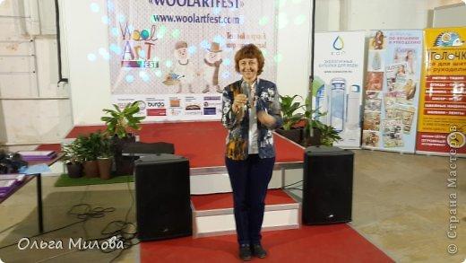 Здравствуйте, дорогие мои девочки и мальчики! Сегодня я расскажу вам о своей поездке на фестиваль WoolАrtFest, который проходил в центре дизайна Artpley.  фото 6