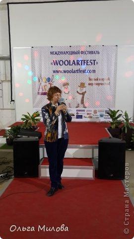 Здравствуйте, дорогие мои девочки и мальчики! Сегодня я расскажу вам о своей поездке на фестиваль WoolАrtFest, который проходил в центре дизайна Artpley.  фото 7