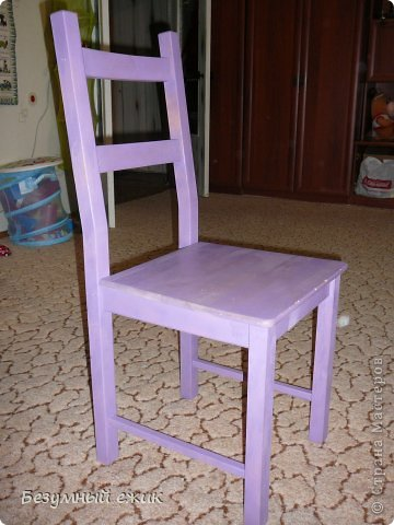 Сиденье на стул - мастер-класс. фото 2