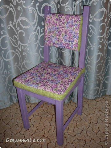 Сиденье на стул - мастер-класс. фото 21