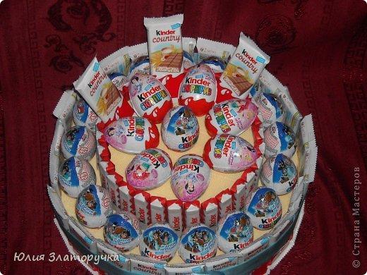 Вот поднакопилось.Решила выложить наконец то!))) Этот тортик в дет.сад на 23 февраля на 25 человек фото 2