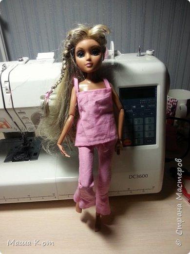 Всем привет с вами канал Doll Life. На прошлой встречи я рассказывала про платья, а сейчас я хочу расказать про те вещи которы я сшила сейчас. И так начнём. фото 7