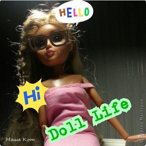 Всем привет с вами канал Doll Life. На прошлой встречи я рассказывала про платья, а сейчас я хочу расказать про те вещи которы я сшила сейчас. И так начнём. фото 1