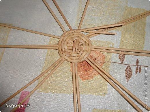Мастер-класс Поделка изделие Пасха Плетение МК курочки Бумага газетная Трубочки бумажные фото 5