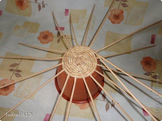 Мастер-класс Поделка изделие Пасха Плетение МК курочки Бумага газетная Трубочки бумажные фото 6