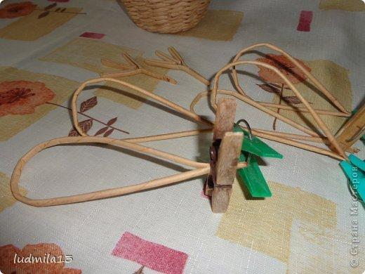 Мастер-класс Поделка изделие Пасха Плетение МК курочки Бумага газетная Трубочки бумажные фото 12