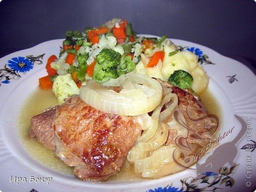 Луковый клопс - латышское национальное блюдо