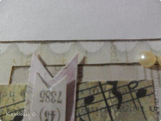 """Создалась у меня вот такая серия АТС """"Нежность"""" в стиле шебби-шик.Над карточками работала долго,продумывала КАЖДЫЙ элемент,сама очень довольна результатам.В серии 4 АТС,одну оставляю у себя.В работе использованы:3 вида скрапбумаги,дитресс-чернила,коричневые кружева,белые кружева,гипсовые украшения(продавались в наборе),стразы персиковые,стразы коричневые(акриловая аппликация),жидкий жемчуг,распечатки девочек(нашла в свободном доступе в интернете),вырубки(дырокольности) бабочки,пайетки бабочки,лента шифоновая с розами,брадсы.Все АТС сделаны аккуратно,в жизни лучше,чем на фото.ПРИЯТНОГО ОБМЕНА!http://irinapfeyfer.blogspot.ru/2014/01/blog-post.html#more -Вдохновитель))) фото 10"""