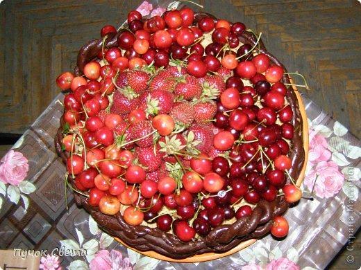 Мастер-класс ТОРТ Корзина ягод Продукты пищевые фото 8