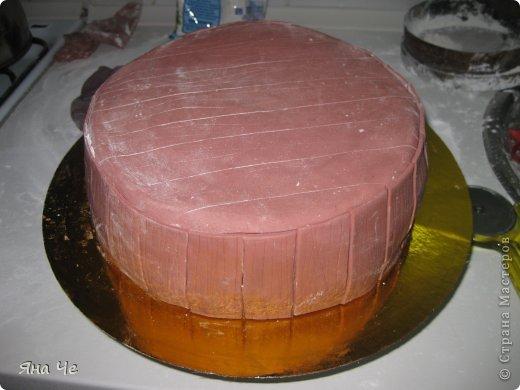 Торт для ковбоя. Предлагаю Вашему вниманию небольшой МК по сборке такого тортика... фото 2