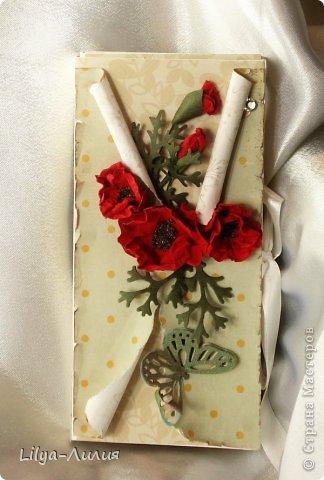Шоколадницы на 8 марта! Простите за качество фото, фотоопорат видимо сломался((   Все цветочки самодельные. фото 5