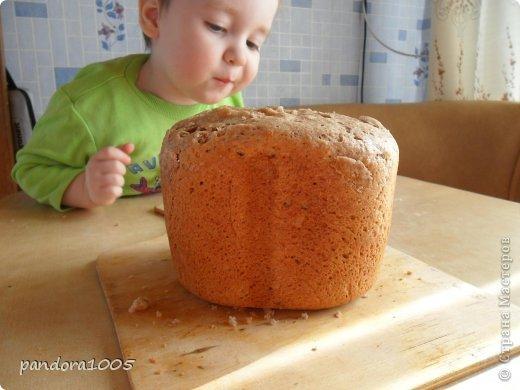 Кулинария Рецепт кулинарный полезный хлебушек Тесто для выпечки фото 1