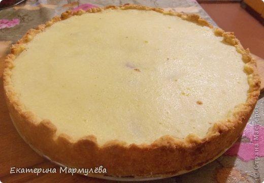 Кулинария Мастер-класс Рецепт кулинарный Страсбургский пирог со сливами Продукты пищевые фото 31