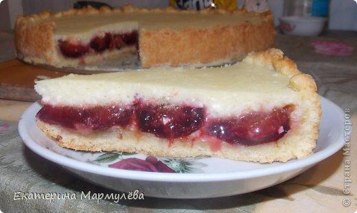 Кулинария Мастер-класс Рецепт кулинарный Страсбургский пирог со сливами Продукты пищевые фото 33