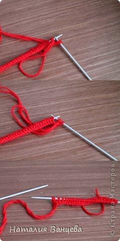 Мастер-класс Поделка изделие Вязание спицами Мячи из остатков пряжи МК и описание Пряжа фото 4