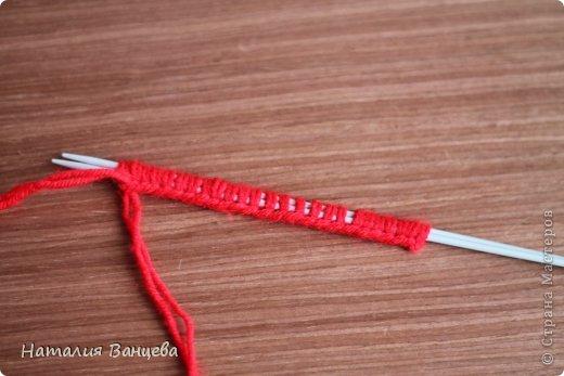 Мастер-класс Поделка изделие Вязание спицами Мячи из остатков пряжи МК и описание Пряжа фото 3