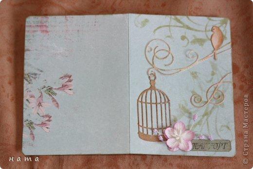 Поскрапила в преддверии праздника,  будут дариться вместо открыток ...весенние все, немножко лирические  фото 9