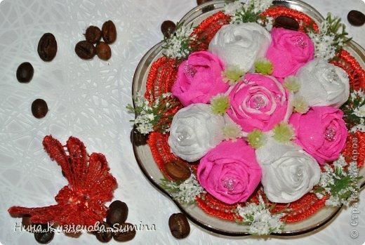 Здраствуйте, разрешите представить мою цветочную композицию. фото 10