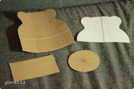 Кукольная жизнь Мастер-класс 8 марта Моделирование конструирование Кресло в стиле Шебби-шик  Картон Кружево Поролон Ткань фото 2
