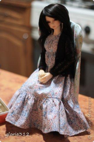 Кукольная жизнь Мастер-класс 8 марта Моделирование конструирование Кресло в стиле Шебби-шик  Картон Кружево Поролон Ткань фото 18