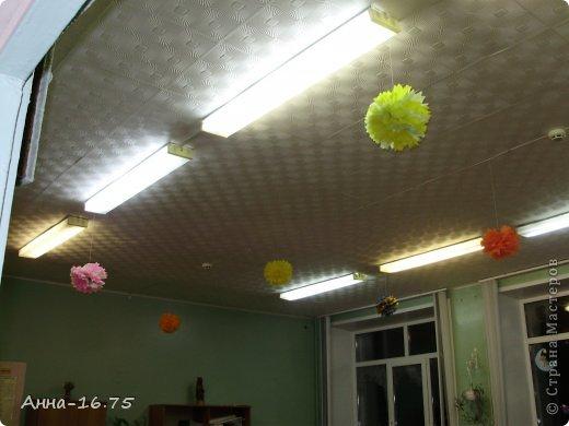 Благодаря мастерицам страны сделали восьмерочку https://stranamasterov.ru/node/528362, дети сделали цветы и вот результат перед вами. фото 2