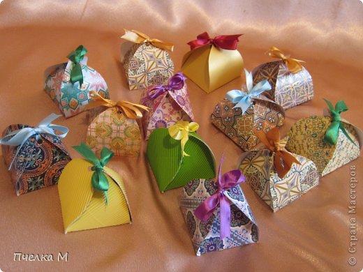 Вот такие подарочки сделали сыновья девочкам на 8 марта. фото 7
