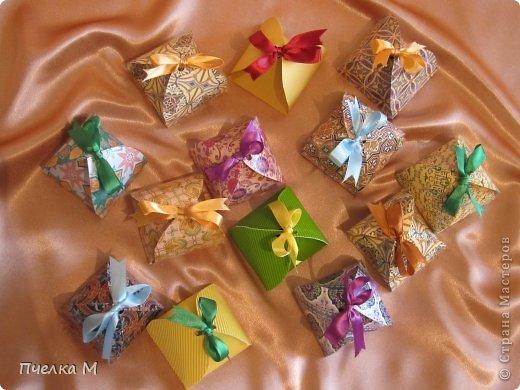 Вот такие подарочки сделали сыновья девочкам на 8 марта. фото 1