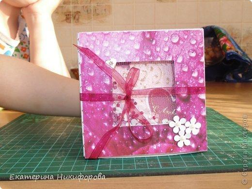 коробочка под сувенир, для молодого человека.  фото 6