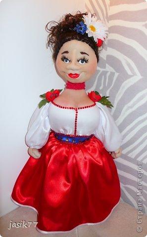 Очередные куклы-бары в технике скульптурный-текстиль. фото 1
