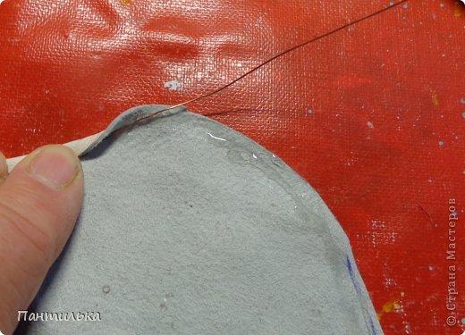 Картина панно рисунок Мастер-класс Моделирование конструирование Мастер класс  Картина  Каллы из натуральной кожи  Кожа фото 7