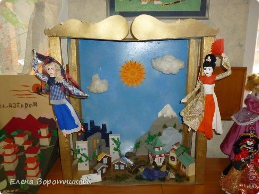 Мы 1 марта участвовали в выставке кукол в японском центре. Это наши работы. фото 7