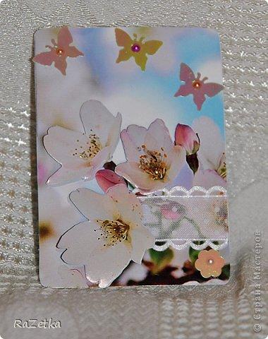 Здравствуйте, друзья! У меня новая серия - Весна. Хочется уже солнышка, тепла и легких облаков цветущих яблонь фото 5