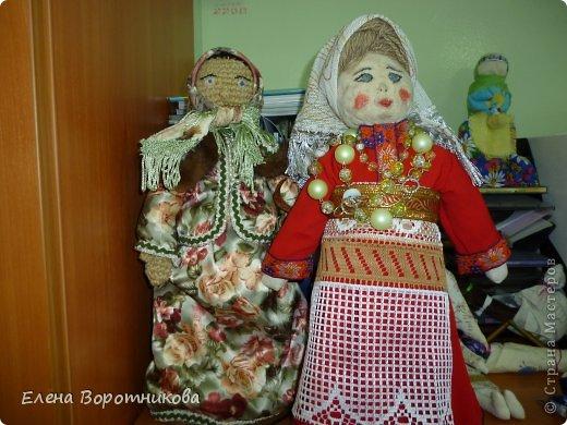 Кукла Упольниковой Елизаветы. фото 2