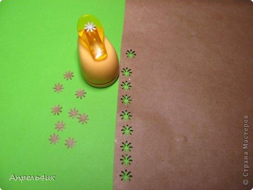 Обещала рассказать, как я делала цветочки для кофейной чашки https://stranamasterov.ru/node/733719. Вот сегодня наконец то сфотографировала процесс. Для изготовления такого цветка, нам понадобится: - акварельная бумага  - оберточная коричневая бумага - зерна кофе - проволока - шпагат - клей ПВА - горячий пистолет фото 3
