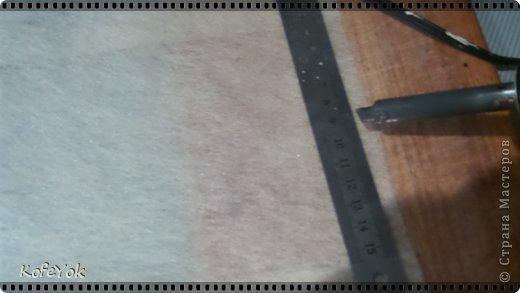 Перед Новым годом готовила подарочки коллегам. Хотела упаковать в мешочки из органзы, но в местном магазине остался последний, а времени как всегда оставалось мало ((( Пришлось выкручиваться)))) фото 8