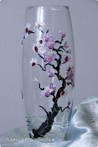 _fjk1fz9hww Вазы из стеклянных бутылок: декор, роспись и обрезка