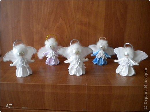 Ангелочки по МК Аленки фото 1