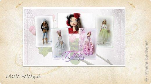 Первый МК по созданию куклы Darina + Выкройка.   фото 88