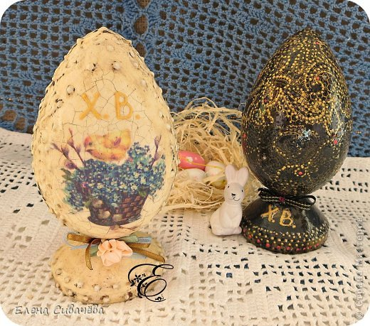 Пасхальные яйца ,,Пасха,,