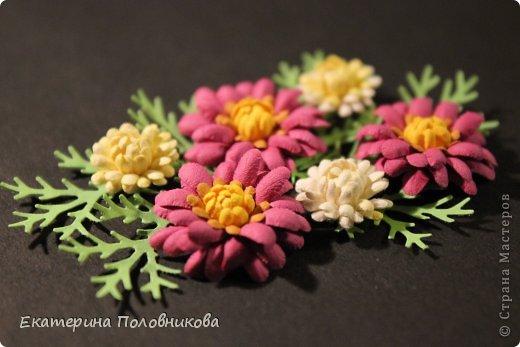 Мастер-класс Скрапбукинг Цветы из бумаги МК Бумага фото 1