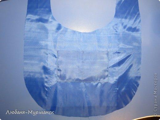 Гардероб Шитьё Сумка джинсовая Ткань фото 3