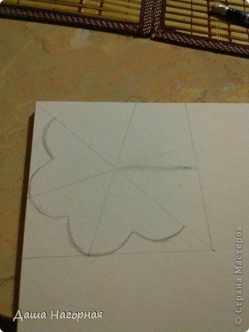 Мастер-класс Поделка изделие Бумагопластика Плетение мк по розам из акварельной бумаги Акварель Бумага газетная Клей фото 2