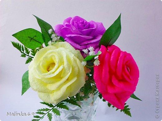 Мастер-класс Свит-дизайн 8 марта День матери День рождения Моделирование конструирование МК Воздушные розы из конфет С изменениями Бумага гофрированная Клей Продукты пищевые фото 1